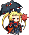 BlazBlue Central Fiction Rachel Alucard Chibi.png