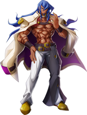 BlazBlue Chrono Phantasma Azrael main.png