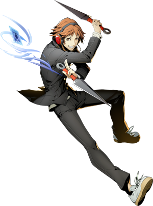 BlazBlue Cross Tag Battle Yosuke Hanamura Main.png