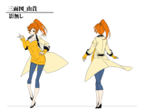 XBlaze Yuki Himezuru Model Sheet 03.png
