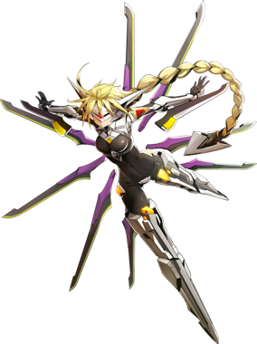 BlazBlue Central Fiction Lambda-11 Main.png