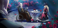BlazBlue Central Fiction Valkenhayn R Hellsing Arcade 02.png