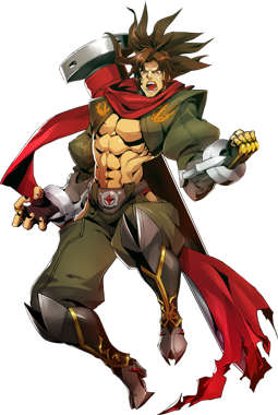 BlazBlue Central Fiction Bang Shishigami Main.png
