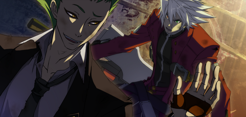 BlazBlue Continuum Shift Ragna the Bloodedge Arcade 01.png