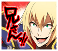 BlazBlue Blue Radio Sticker 132.png