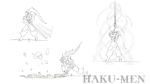 BlazBlue Hakumen Motion Storyboard 03.png