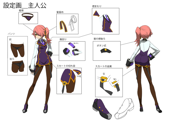 XBlaze Me Model Sheet 02.png