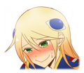 BlazBlue Blue Radio Sticker 091.png