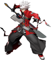 BlazBlue Cross Tag Battle Ragna the Bloodedge Main.png