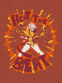 Eighty Sixed BlazBlue - Heat the Beat T-shirt.png