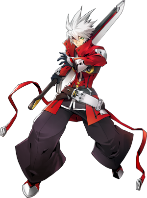 BlazBlue Central Fiction Ragna the Bloodedge Main.png