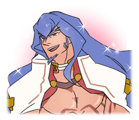 BlazBlue Blue Radio Sticker 059.png