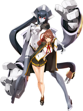BlazBlue Central Fiction Celica A Mercury Main.png