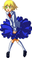 BlazBlue Central Fiction Noel Vermillion Sprite Astral(Amane).png