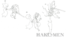 BlazBlue Hakumen Motion Storyboard 02.png