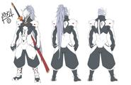 BlazBlue Hakumen Model Sheet 01.jpg