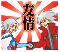 BlazBlue Blue Radio Sticker 105.png