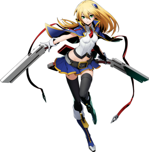Noel Vermillion - BlazBlue Wiki