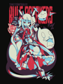 Eighty Sixed BlazBlue - Queen of Rose T-shirt.png