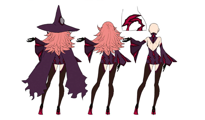 BlazBlue Nine the Phantom Model Sheet 02.png