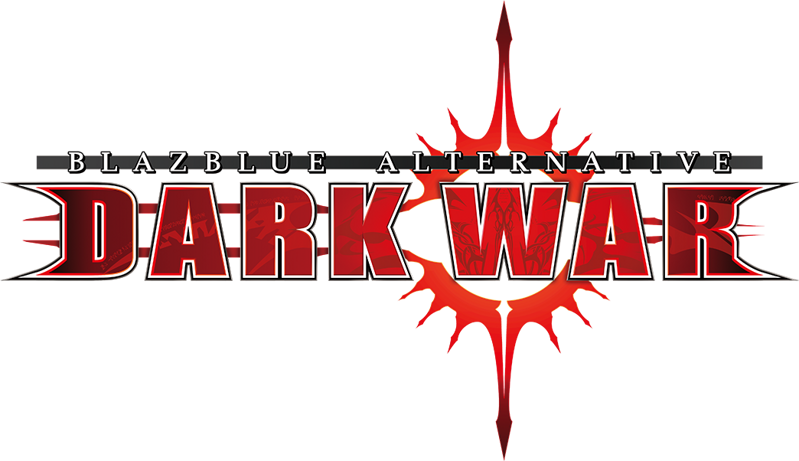File:BlazBlue Alternative Dark War Logo.png