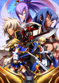 BlazBlue Chrono Phantasma Arcade Poster.png