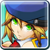 BlazBlue Continuum Shift Noel Vermillion Icon.png