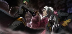 BlazBlue Central Fiction Hazama Arcade 01.png