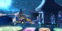 BlazBlue Lakeside Port Night Background(A).png