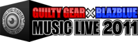 Guilty Gear X BlazBlue Music Live 2011 Logo.png