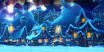 BlazBlue Snow Town Background(B).png