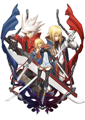BlazBlue Continuum Shift Material Collection Cover.png
