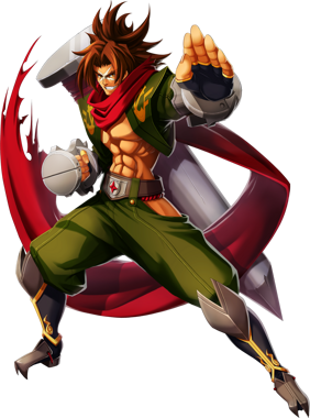 BlazBlue Chrono Phantasma Bang Shishigami Main.png