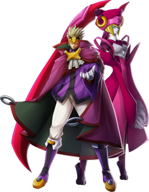 BlazBlue Chrono Phantasma Relius Clover Main.png
