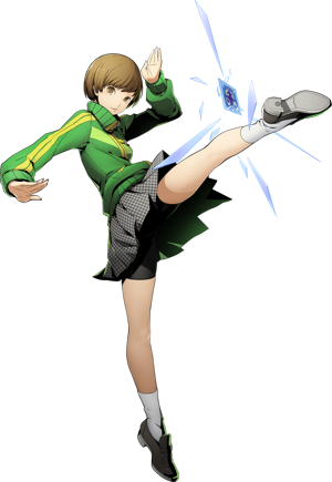 BlazBlue Cross Tag Battle Chie Satonaka Main.png