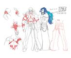 BlazBlue Azrael Model Sheet 04.jpg