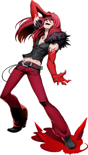 BlazBlue Cross Tag Battle Carmine Main.png