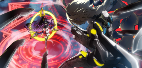 BlazBlue Central Fiction Lambda-11 Arcade 03.png