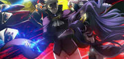 BlazBlue Central Fiction Relius Clover Arcade 03(B).png