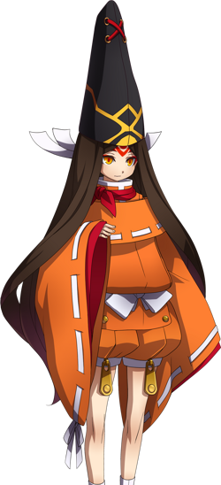 BlazBlue Homura Amanohokosaka Story Mode Avatar Normal.png