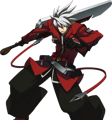 BlazBlue Ragna the Bloodedge Story Mode Avatar Battle(A).png