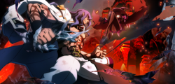 BlazBlue Central Fiction Azrael Arcade 02.png