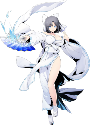 BlazBlue Cross Tag Battle Yumi Main.png