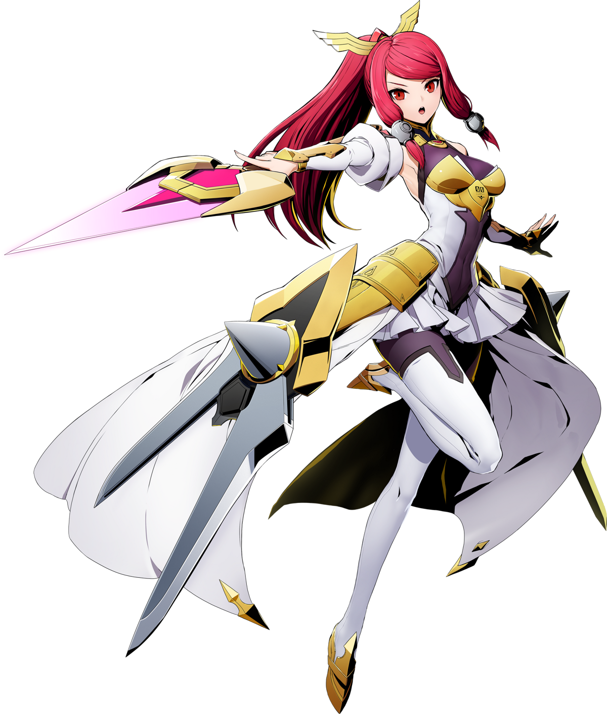 Izayoi - BlazBlue Wiki