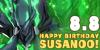 BlazBlue Susano'o Birthday 01.jpg