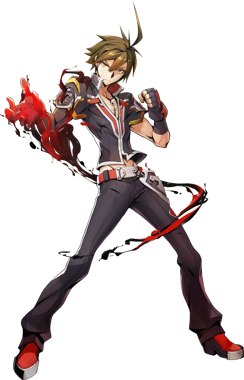 BlazBlue Central Fiction Naoto Kurogane Main.png