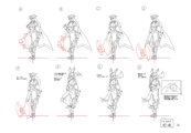 BlazBlue Izayoi Motion Storyboard 01(A).png