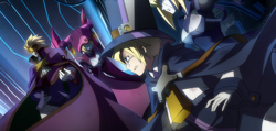 BlazBlue Chrono Phantasma Carl Clover Arcade 01(A).png