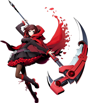 BlazBlue Cross Tag Battle Ruby Rose Main.png