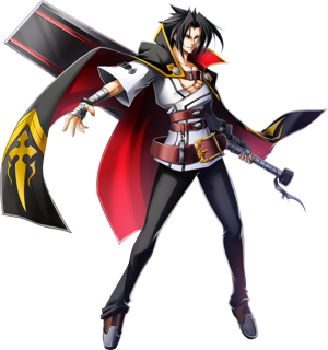 BlazBlue Chrono Phantasma Kagura Mutsuki Main.png